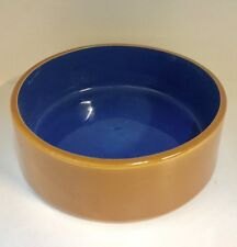 Reptile Lizard Snake Bowl Ceramic Heavy Extra Large 230mm