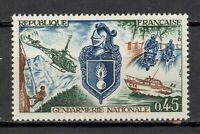 S25040) France 1970 MNH Police 1v