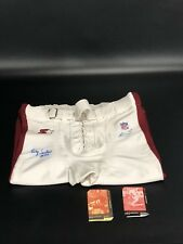 Authentic Washington Redskins (Game Issued) Starter Pants. Signed With COA