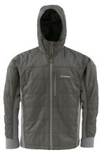 Simms KINETIC Jacket ~ Coal NEW ~ Size 2XL ~ CLOSEOUT