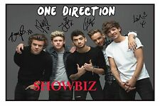 ONE DIRECTION LARGE SIGNED AUTOGRAPH POSTER!!! GREAT GIFT!!! GET IT NOW!!!!!!!!!