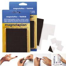 Magnet Takkis Magnetplättchen Gummimagnete selbstklebend 20x20x1mm 150 Stück
