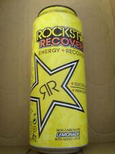 ☸ڿڰۣ-* ☸Rockstar Energy Drink,Electrolytes Recovery Lemonade,CZ, voll ☸ڿڰۣ-* ☸