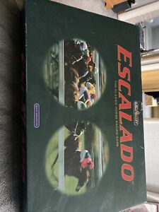 Vintage Escalado Classic Horse Racing Game By Chad Valley