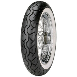 HD XLH 883 Sportster 84-03 Maxxis M6011 Whitewall 100/90-19 (57H) Front Tyre