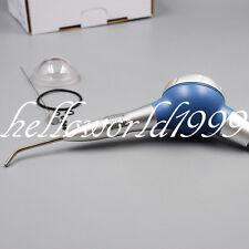 Dental Hygiene Prophy Jet Air Polisher Teeth Polishing Handpiece Nozzle 2 Hole