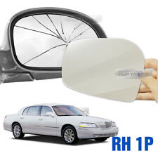 Replacement Side Mirror RH 1P + Adhesive for LINCOLN 1998-2011 Town Car