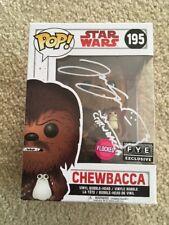 Joonas Suotamo signed auto autograph Funko Pop Chewbacca Star Wars JSA COA ID2
