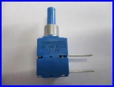 BOURNS Stereo Audio  Potentiometer 100kΩ Dual Lin. 1/2W, Ø 6,35 mm 1 Stück