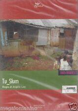 Dvd + Libro **TV_SLUM** di Angelo Loy nuovo sigillato 2003