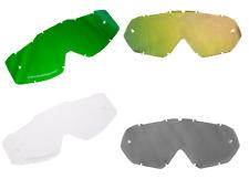 Shot Iris / Assault MX Goggle Volt Spare Replacement Lens Anti-Scratch