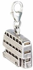 Harry Potter Sterling Silver Knight Bus Clip on Charm