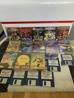 💾 Commodore/Amiga  Astra Pack 18x Games Bundle (IKARI WARRIORS, THUNDERCATS +
