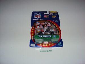"2000 NFL 3""  1999 Corvette Kurt Wagner St. Louis Rams"