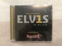ELVIS PRESLEY: 30 #1 HITS CD! HARRAH'S EXCLUSIVE! 30 GREATEST HITS! EX+