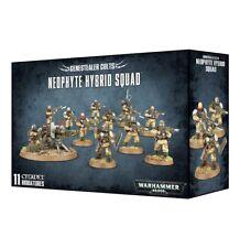 Genestealer cultos neófito híbrido Squad