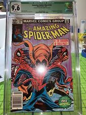 Amazing Spider-Man #238 ~ 1st App Of Hobgoblin CGC 9.6 Qualified WP Newsstand 🔑