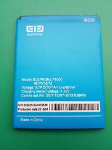 Bateria para Elephone P6000 / P6000 PRO - 2700mAh- ENVÍO SÓLO PENÍNSULA