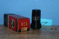 Radio Tubes 6J5 RCA 704 NOS