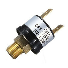 90 PSI -120 PSI Air Compressor Pressure Control Switch Valve Heavy Duty 12V