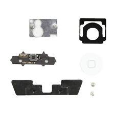 iPad 2 3 4 Gen White Original Home Button Click Inner 5 Set Replacement Part Kit