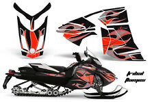 Snowmobile Graphic Kit Decal Wrap For Ski-Doo Rev XR GSX Summit 2013+ TRIBAL R K