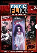 Rareflix: Molly and the Ghost/Run Like Hell/Killer Likes Candy (3-Disc Set)