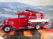 Matchbox  Ford AA 1932 fire engine YFE06