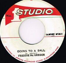 "studio one 7"":FREDDIE McGREGOR-going to a ball (hear)"