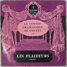 Racine 33 tours Les Plaideurs La Pleiade