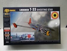 Lockheed T-33 Shooting star  -    Belgian Air Force  1/72