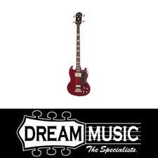 Epiphone EB-3 Bass 2 P/U Cherry SG 2018 SAVE $231 off RRP$1049
