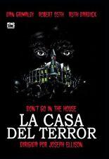LA CASA DEL TERROR - DON'T GO IN THE HOUSE