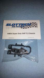Slottech #4804 Stiff Thundercat T1 Superduty Chassis Kit w/ Extras
