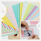 XICA 40 Sheets 2 Instant Films Sticker For FujiFilm Instax Mini 8 7s 25 50s