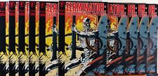 TERMINATOR: Secondary Objectives Mini - #4  > Lot of 10 comics > NM-  < P Gulacy
