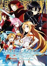 Sword Art Online: Season 1&2 (1 - 49 End + 2 OVA) ~ 3-DVD SET ~ English Subtitle
