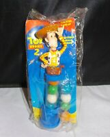 Disney Toy Story 2 Woody Collectible Handheld Gumball Machine Flix