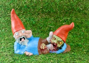 Zombie Gnomes: A Matter of Life and Death