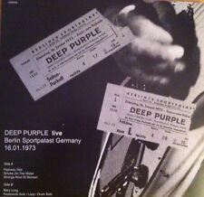 Deep Purple Live Sport Palais 1973 CLEAR VINYL
