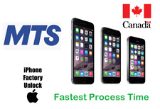 MTS UNLOCK BY IMEI ALL IPHONE MODELS 4S/5/SE/6/6+/6S/6S+/7/7+8/X,XR,Max