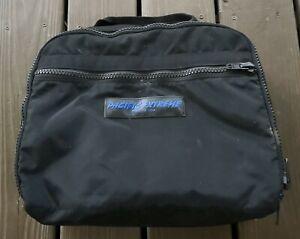 Pacific Extreme Zipper Padded Scuba Dive Regulator Carry Gear Bag Case 14x12x4