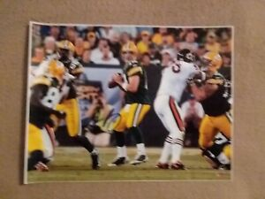 AARON RODGERS AUTOGRAPHED POSTER / PICTURE;  COA Included.