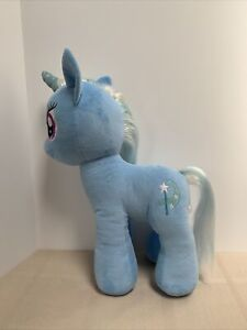 My Little Pony Build A Bear Trixie Plush Hero Unicorn Stuffed