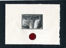 Etching Miniature - La Donna2