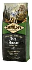 Carnilove Duck & Pheasant for Adult Dog Food   Dogs