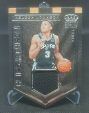 19/20 Crown Royale Keldon Johnson Heirs to the Throne patch