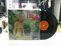 Urlaub IN / Auf / Im España LP Spanisch Emi Bonilla,Los Telstars. 1973 Sexy Nude