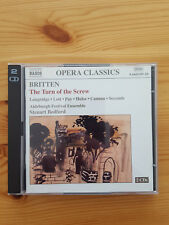 Britten: The Turn of the Screw. Langridge, Lott, Bedford. 2 CDs