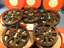 16 mm film 5 Pièce filmspulen 300 Mètres-angle avec filmdose-Nº d.06 - Film Spool